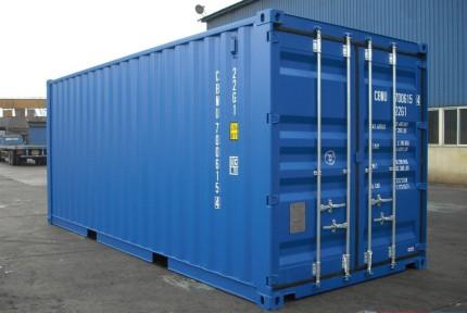 контейнер-морской